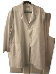 META Lab coat NWOT 3 pockets Long sleeves size 46