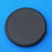 1x Digital Camera M42 42mm Screw Mount Rear Lens Body Cap Cover Plastic~Black