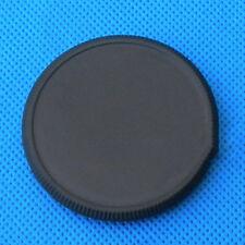1x Digital Camera M42 42mm Screw Mount Rear Lens Body Cap Cover Plastic Black