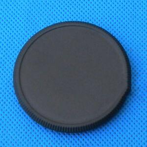 Digital Camera M42 42mm Screw Mount Rear Lens Body Caps Cover Plastic Black