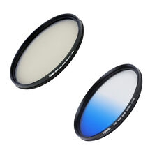 Zomei 67mm Ultra Slim 18 Layer MC UV Filter + 72mm CPL Lens Filter for Canon