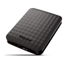 Maxtox 2Tb (2000Gb) disco esterno 2,5 USB 3.0 M3 Portable HX-M201TCB/G