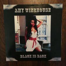 Amy Winehouse - Black is Back (LP, vinyl, limited) M-
