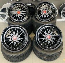 19 Zoll KT22 Felgen für VW Golf 5 6 7 GTI Performance S R 32 GTD GTE TCR Le Mans