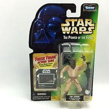 Star Wars POTF2/LAK SIVRAK Action Figure/Kenner 1997/Green Freeze Frame Card 2/2