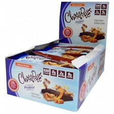 ChocoRite - Peanut Butter High Protein Bars Low Calorie, Low Sugar, 16ct