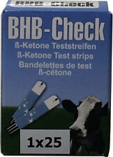 BHB-Check - ß Ketone Teststreifen 25 Stück