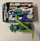 Vintage GI Joe Cobra Dreadnok Swampfire Complete W/ Box And Blueprints 1986 Nice For Sale