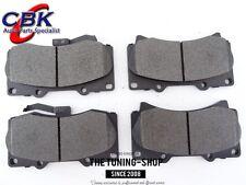 Front Brake Pads Set D1119 CBK For HUMMER H3 2006-2010