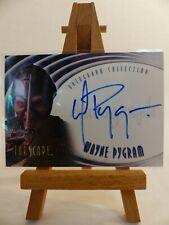 Farscape Season 2 Autograph Card Auto A9 Wayne Pygram as Scorpius