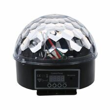Mini 20W Disco DJ Lichteffekt Kugel LED RGB Licht DMX 512 RGB Beleuchtung D P6Z7