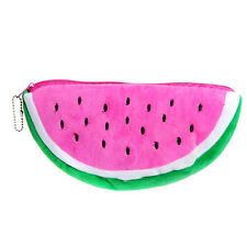 Watermelon Pencil Case Gift Cosmetics Wallet  Holder  Pouch for Student Officer