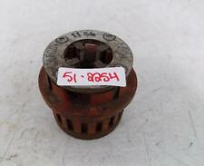 "TOLEDO 11 3/8"" RATCHETING PIPE THREADER DIE"