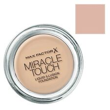 MAX FACTOR MIRACLE TOUCH LIQUID GRUNDIERUNG CREAMY 040 045 055 060 065 070 075 +