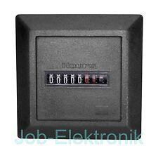 Einbau Betriebsstundenzähler 230V Stundenzähler Zeitzähler Hour Meter 220V