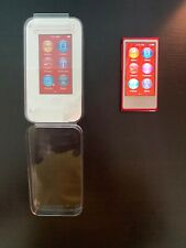 Apple iPod nano 7th Generation Red (16 Gb) Special Edition Works Great