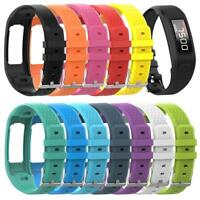 Multicolor Replacement Silicone Wrist Band Bracelet Strap for Garmin Vivofit 1/2