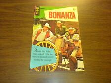 BONANZA #30 Gold Key tv western 1968