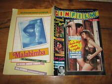 GIN FILM ANNO II° N° 15 LUGLIO 1987 ELEVEN DAY ELEVEN NIGHTS JESSICA MOORE