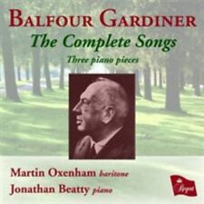 Henry Balfour Gardiner: The Complete Songs (2014)