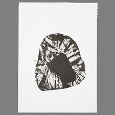 IKEA Svartan HALLOWEEN Decor'Art Print Large Poster SVÄRTAN Ink Blot B/W NEW-