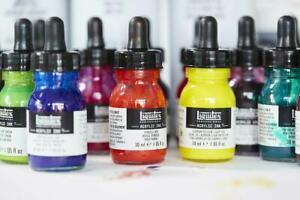 Liquitex Professional Acrylic Ink 30ml Bottles multibuy options
