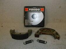 """""""Ferodo"""" #FSB895 Rear Brake Shoes for Gilera and Piaggio Scooters"""