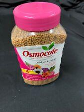 OSMOCOTE Outdoor Indoor Plant Food Fertilizer Annuals Container Plants 1 lb