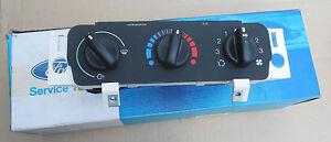 Ford Transit Schalter Heizung Klimaanlage Ford-Finis 7235032  -  95VW-19980-AD