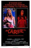 Carrie Movie POSTER 11 x 17 Sissy Spacek, Piper Laurie, A