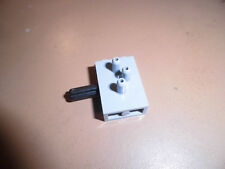 Lego Technic Pneumatic Schalter 4694 schwarz alt-grau egr343
