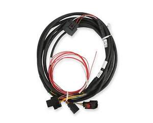 Holley EFI Ford GT500 and 3V Drive-by-Wire Throttle Body Harness - 558-461