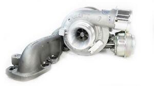 Turbocharger Alfa Romeo 159 (939) 159 Sportwagon (939) 110 kW-150 HP 1,9 Litre