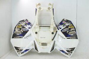 2007 Suzuki LTR-450 Rear Fender Plastics