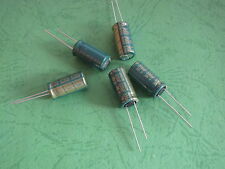 5x SUNCON 35V 330uF 105°C Motherboard Capacitors 10mm×20mm