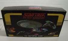 1995 Star Trek The Next Generation Matching Puzzle Game EUC