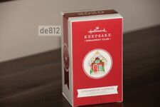 Mib Hallmark 2020 Gingerbread Surprise Koc Member Exclusive Orn - Free Shipping