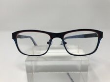 Youpi Eyeglasses Netherlands Mod.Y061 Col.203 45-16-120 Metallic Clear Blue H324