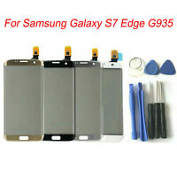 Glass Touch Screen Digitizer Repair For Samsung Galaxy S7 Edge G935 S6 Edge DES