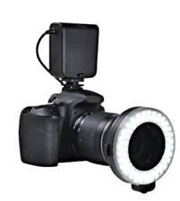 Macro Ring Flash Light set for Nikon D7500 D5500 D5600 D5200 D3400 D750 D500 D5