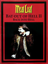 More details for meat loaf bat out of hell ii back into hell 1993 tour programme