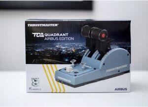Thrustmaster TCA Quadrant Airbus Edition ✅NEW, FACTORY SEALED