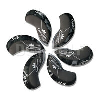 NEW 6PCS CAMO Golf Wedge Club Headcovers Covers For Vokey SM6 SM5 Callaway MD3