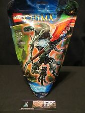 Lego Chima set 70203 Chi Cragger 65 pieces sealed box