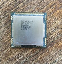 Intel Core i7 860 Processor 2.80 GHz 8 MB Cache Quad core LGA1156