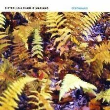 "DIETER ILG ""EISENHANS""  CD ------12 TRACKS------ NEU"