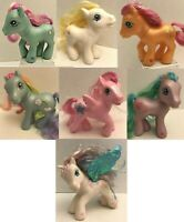 7PC My Little Pony Hasbro MLP G3 Generation 3 Rainbow Dash Banjo Tropical