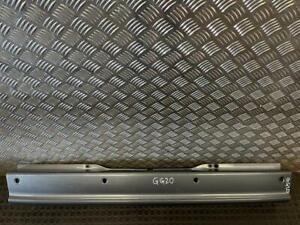 GENUINE MERCEDES VITO VIANO W639 REAR BUMPER WITH SWAGE LINE A6398851525 2010-15