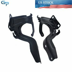FOR NISSAN ROGUE 2014 2015 2016 2017 2018 HOOD HINGE RIGHT & LEFT SIDE PAIR SET
