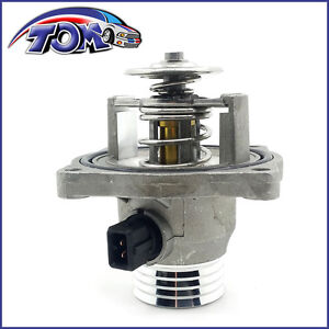 Brand New Thermostat Housing Water Neck Aluminum For 95-98 BMW 540i 740i 740iL